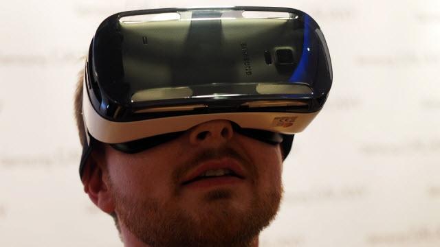 Samsung'un Sanal Gerçeklik Gözlüğü Gear VR Tanıtıldı