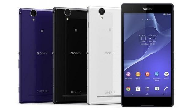 Sony'nin Phablet'i Xperia T2 Ultra İçin Android 4.4.3 Yayınlandı!