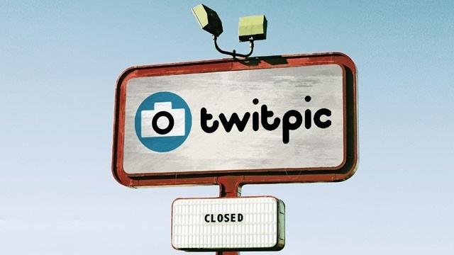 Twitpic'in Uğraşları Sonuç Vermedi, Bu Sefer Kesin Olarak Kapanıyor
