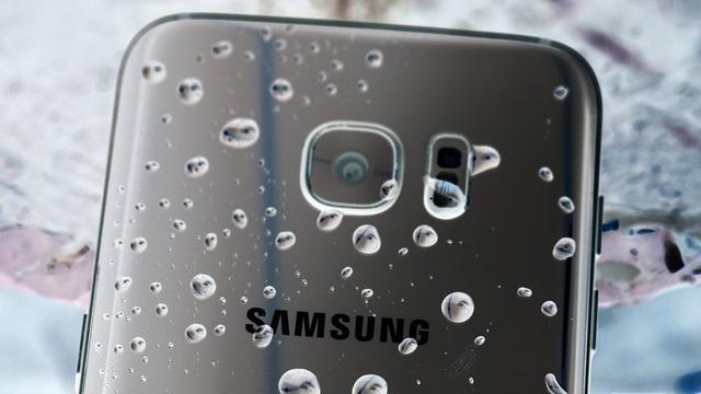 Samsung Galaxy Note 7'yi Önce Dondurdu Sonra da 30 Metreden Aşağı Attılar