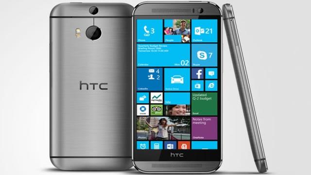Windows Phone'a Geçen HTC One M8'i İlk Olarak Nokia Karşıladı
