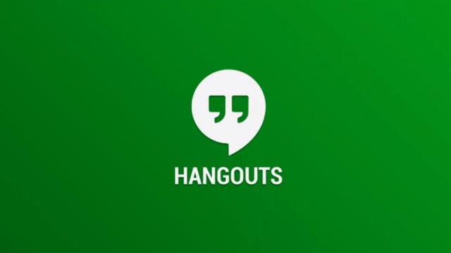 Windows ve Chrome OS İçin Hangouts Uygulaması Yayınladı
