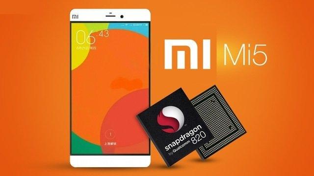 Xiaomi Mi 5'in Tanıtım Tarihi Kesinleşti
