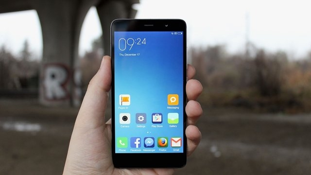 Xiaomi Redmi 3'ün Gerçek Fotoğrafları Ortaya Çıktı