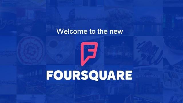 Foursquare'ın 8. Sürümü Büyük Değişikliklerle Yayınlandı