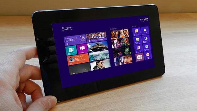 Daha Küçük Ekranlı Windows'lu Cihazlar Gelecek