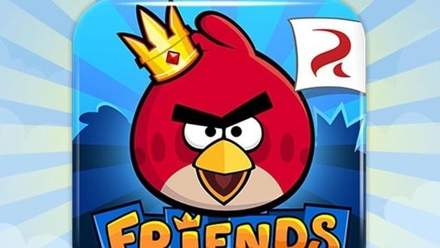 Angry Birds Friends Oyunu 2 Mayıs'ta Android'e ve iOS'a Geliyor