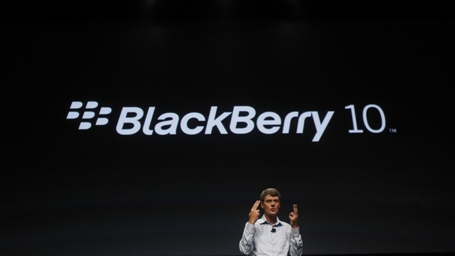 BlackBerry 10 N Serisine Ait Yeni Bir Fotoğraf Sızdı