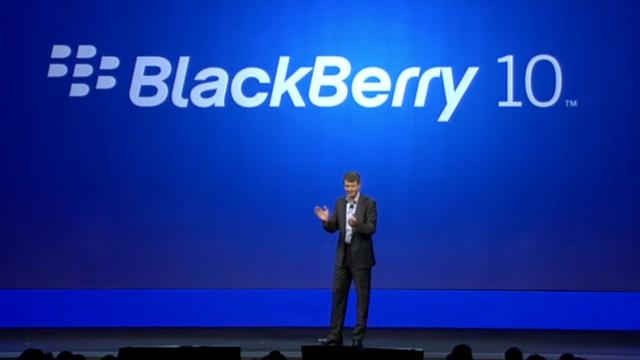 2013 Sonuna Kadar 10 Milyon BlackBerry 10 Aktifleştirilebilir