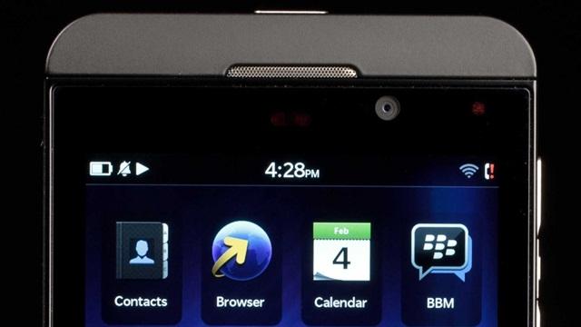 BlackBerry 10.1 Güncellemesi Yeni Özellikler Getiriyor