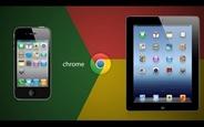 Google, iPhone ve iPad Chrome Uygulamasını Güncelledi