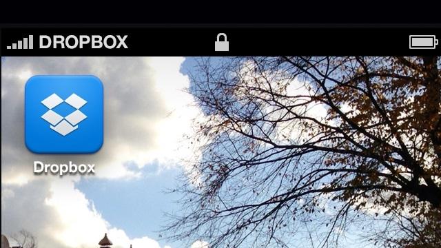 iPhone ve iPad Dropbox Uygulaması Yenilendi