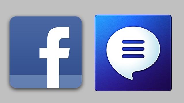 MessageMe Uygulamasına Facebook Engeli