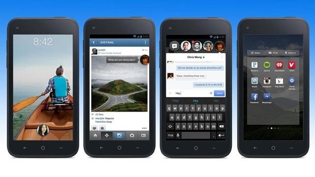Facebook Home Uygulaması 1 Milyon İndirme Barajını Aşmak Üzere