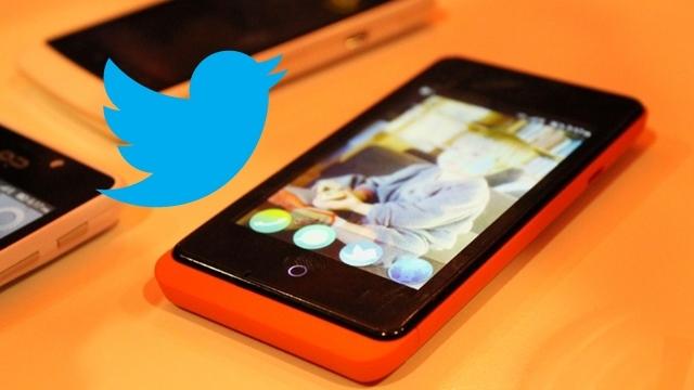 Firefox OS İçin Twitter Uygulamasının Varlığı Onaylandı
