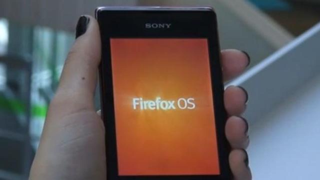 Ekonomik Firefox OS'lu Sony Xperia E Hindistan'da Satışa Çıkıyor