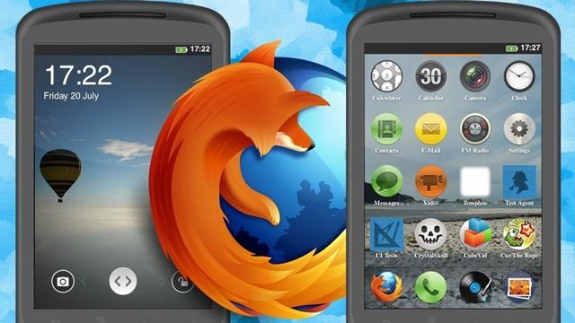 İlk Firefox OS'lu Telefon Haziranda Geliyor