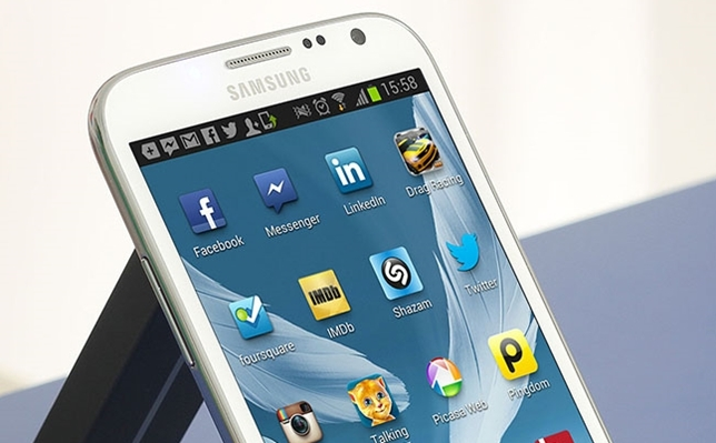 Samsung Galaxy Note 2 İncelemesi