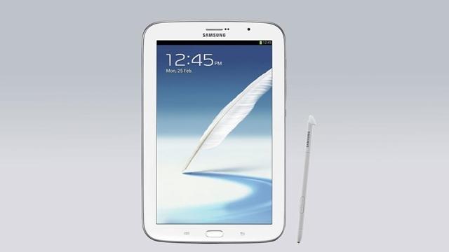 Samsung, Galaxy Note 8'i Resmen Duyurdu