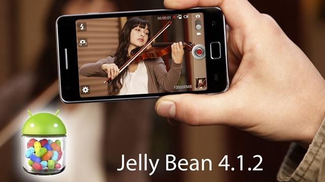 Samsung Galaxy S2 İçin Android 4.1.2 Jelly Bean Güncellemesi Dağıtılmaya Başlandı