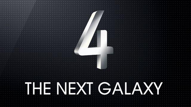 Samsung Galaxy S4'te Göz İzleme Teknolojisi Olabilir