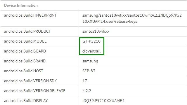 Galaxy Tab 3 10.1, Intel Atom Yonga Z2560 İşlemcisini Kullanacak