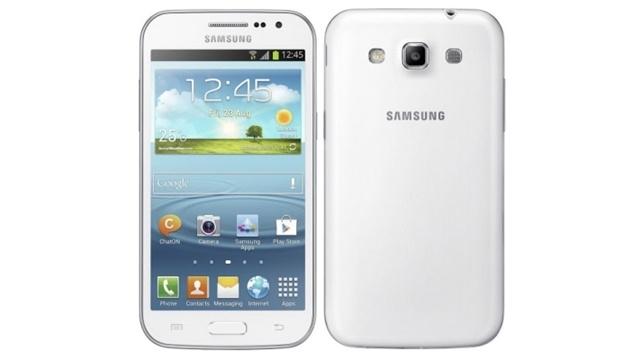 Samsung, Yeni Akıllı Telefonu Galaxy Win'i Duyurdu
