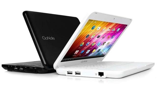 99 Pound Etiket Fiyatlı GoNote Mini Netbook Bilgisayar Tanıtıldı