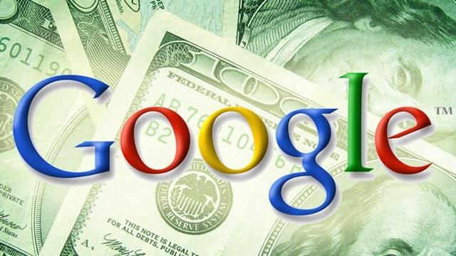 Google 2013'ün İlk Çeyreğinde 3.35 Milyar USD Kâr Etti