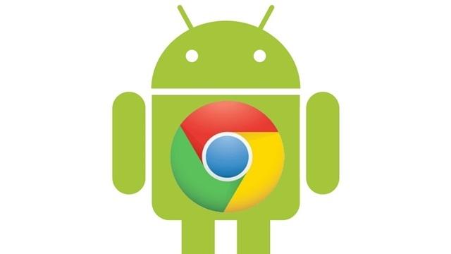 Google Chrome Android Uygulaması 27. Sürüme Yükseldi
