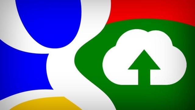 Gmail ile Google Drive Bulutta Buluşuyor