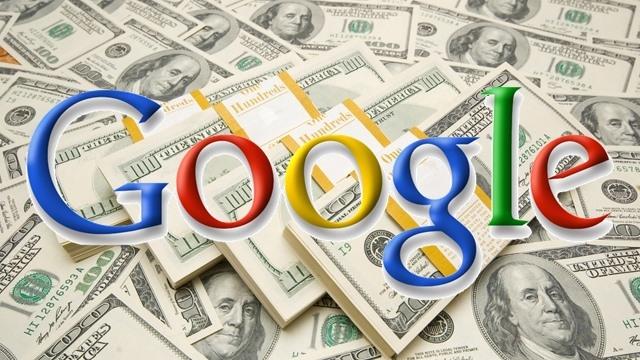 Google, 2012'nin 4. Çeyreğinde 2.89 Milyar USD Kâr Etti