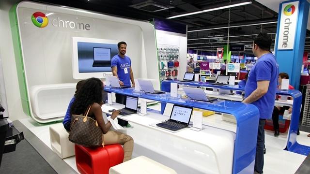 Google Mağazaları Geliyor