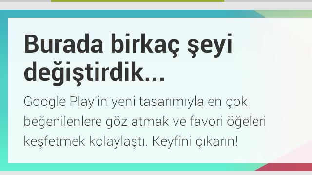 Google Play 4 - Uygulama İncelemesi
