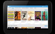 Google Play'e Tabletlere Yönelik Yenilikler Gelecek