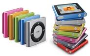 Yeni iPod'ların Haftaya iPhone 5 ile Birlikte Tanıtılmaları Bekleniyor