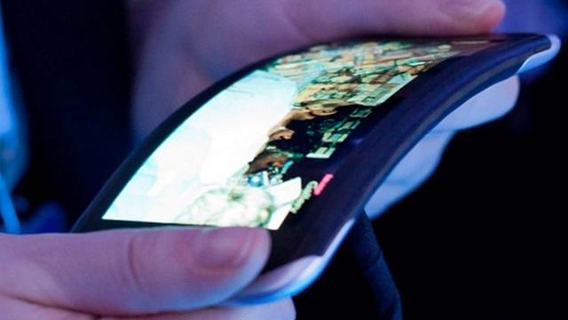 LG, 5 İnçlik Kırılmaz Esnek Ekran Panellerini SID 2013'te Tanıttı