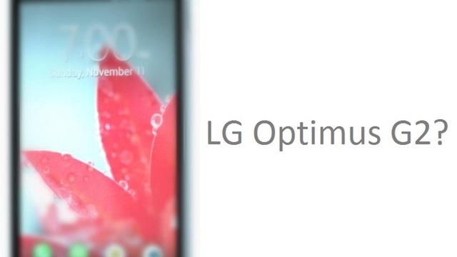 LG Optimus G2 Sesleri Yükselmeye Başladı