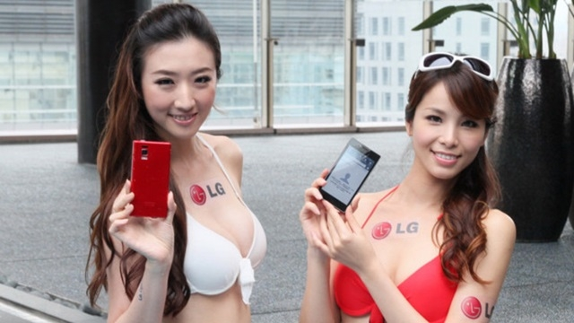 Su Geçirmeyen LG Optimis GJ Akıllı Telefon Tanıtıldı