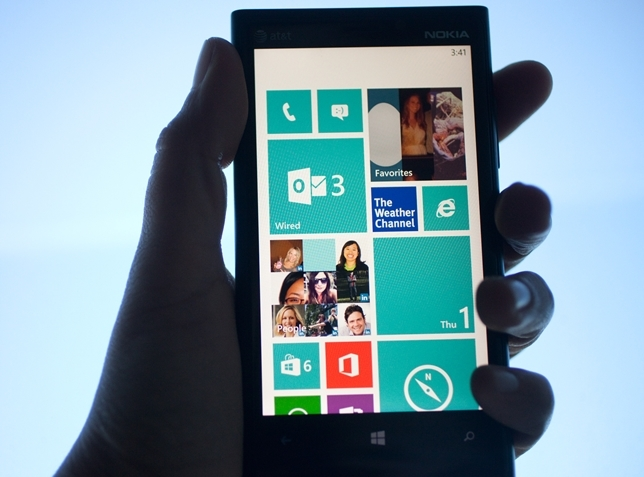 Windows Phone 8'li Nokia Lumia 920 Yok Satıyor