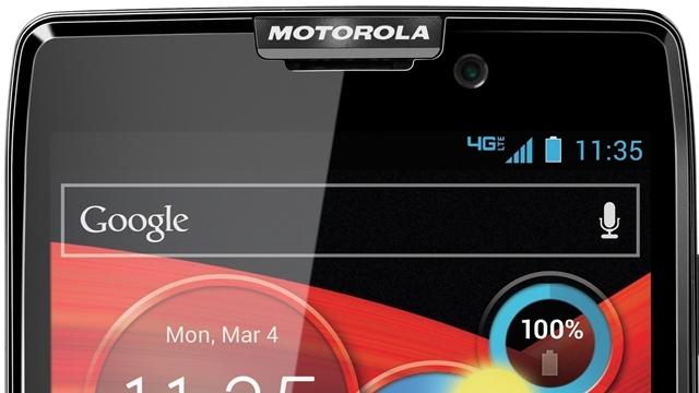 Tüm Motorola DROID RAZR Kullanıcıları İçin Android 4.1.2 Güncellemesi Çıktı