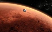 NASA'nın Aracı Curiosity, Mars'a Başarıyla İndi
