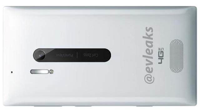 Bu Kez Beyaz Lumia 928 Görüntülendi