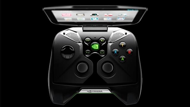 Yepyeni Bir Taşınabilir Oyun Konsolu: Android Tabanlı NVidia Shield - CES 2013
