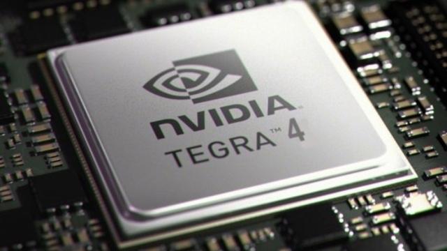 NVidia, Tegra 4'ü Resmen Tanıttı - CES 2013