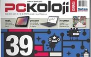 PCkoloji Dergisinin 2013 Ocak Sayısı Çıktı