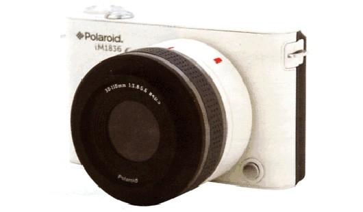 Polaroid Android İşletim Sistemli Akıllı Fotoğraf Makinesini Tanıttı - CES 2013