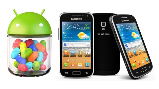 Samsung, Galaxy Ace 2 İçin Android 4.1.2 Jelly Bean Güncellemesini Yayınladı