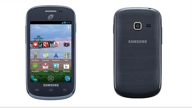 Samsung Galaxy Centura Sessizce Tanıtıldı