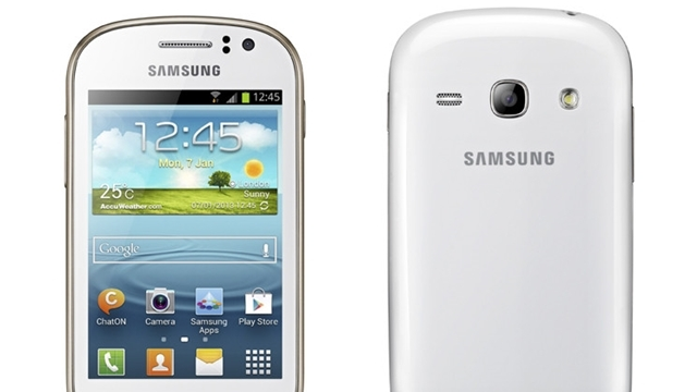Samsung Galaxy Fame Akıllı Telefon Tanıtıldı
